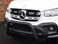 Grille Kit - LAZER TRIPLE-R 750 with Position Light - Mercedes X-Class (2017-)