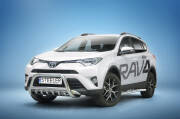 "EC ""A"" bar with cross bar and axle-bar - Toyota RAV4 (2016 - 2018)"