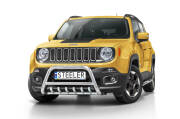 "EC ""A"" bar with cross bar and axle-bar - Jeep Renegade (2014 - 2018)"
