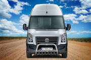 "EC ""A"" bar with cross bar and axle-bar - Volkswagen Crafter (2006 - 2017)"