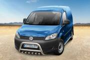 "EC ""A"" bar with cross bar and axle-bar - Volkswagen Caddy (2010 -)"