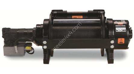 Hydraulische Winde - WARN Series 30XL-LP 2-Speed - Long Drum, Air Clutch, Low-pressure (Zugkraft: 13608 kg)