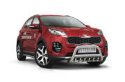 "EC ""A"" bar with cross bar and axle-bar - KIA Sportage (2015 - 2018)"