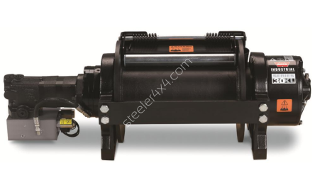 Hydraulic Winch - WARN Series 30XL 2-Speed - Long Drum, Air Clutch (Rated Pulling Force: 13608 kg)